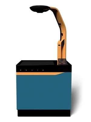 ekvip Okapi Front